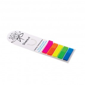 Self-adhesive markers 55x160 mm