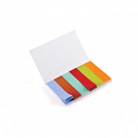 Self-adhesive markers 80x50 mm