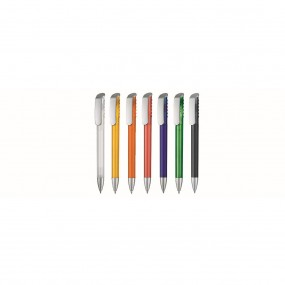 Plastic pen  Top Spin Frozen SI