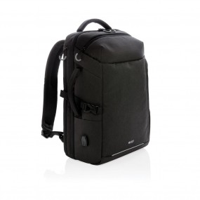 Swiss Peak XXL weekend travel backpack with RFID and USB