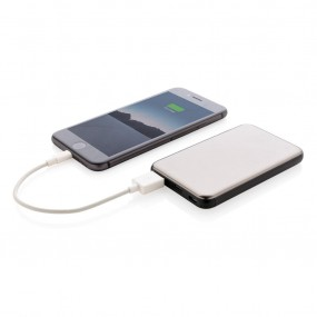 Pocket-size 5000 mAh powerbank