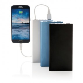 8000 mAh fabric powerbank