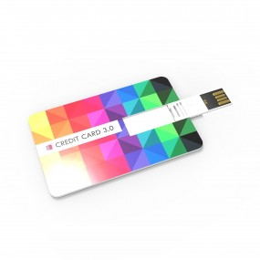 USB 3.0 stick Credit Card