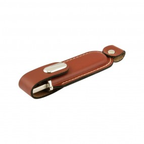 Leather USB flash drive PDs1