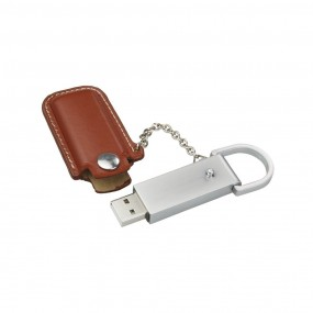 Leather USB flash drive PDs5