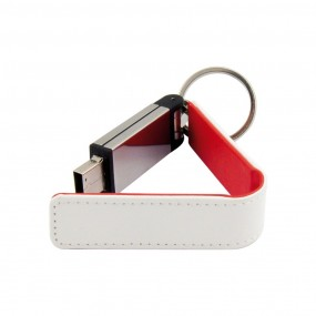Leather USB flash drive PDv10