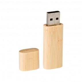 Bamboo USB flash drive PDw6