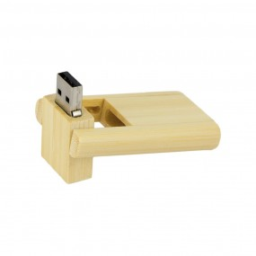 Bamboo USB flash drive PDw8