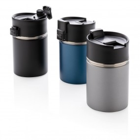 Bogota compact vacuum mug with ceramic coating